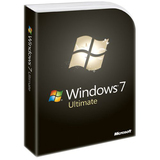 Microsoft Windows 7 Ultimate - Complete Product - 1 PC GLC-00181