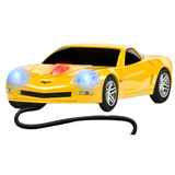 Road Mice RM-08CHCZYWA Mouse - Optical Wired - Yellow