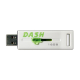 PSF16GDUSB - Patriot Memory Xporter Dash 16 GB USB 2.0 Flash Drive