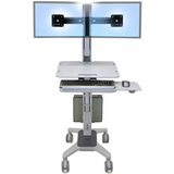 Ergotron WorkFit Combo Sit-Stand Workstation