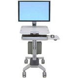 Ergotron WorkFit C-Mod Mid-Size Display Sit-Stand Workstation