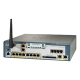 Cisco - 540W-FXO Unified Communications Wireless Router UC540W-FXO-K9