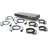 IOGEAR GCS1808KIT Combo KVM Switch