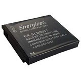 Energizer ER-DSLB0937 Camera Battery - 680 mAh