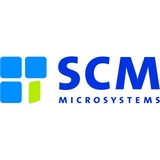 SCM Micro SmartFold SCR3500 Smart Card Reader - SCR3500