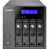 QNAP Systems TS-419P-US Turbo NAS TS-419P Network Storage Server