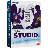 Corel Digital Studio 2010 - Complete Product - 1 User DS2010EFMB