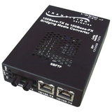 Transition Networks SBFTF1014-110 Fast Ethernet Bridging Media Converter