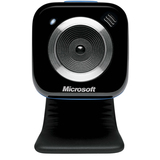 Microsoft LifeCam VX-5000 Webcam - Blue RKA-00026
