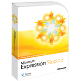 Microsoft Expression Studio v.3.0 - Complete Product - 1 Workstation PJS-00922