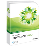 Microsoft Expression Web v.3.0 - Complete Product - 1 Workstation UCQ-00820