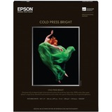 Epson Fine Art Paper - 8.50' x 11' - Textured, Matte - 25 x Sheet