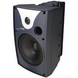 Speco SP6AWXT 50 W RMS - 100 W PMPO Outdoor Speaker - 2-way - 2 Pack - Black SP6AWXT