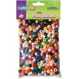 ChenilleKraft Creativity Street Pony Bead - 3552