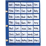 Pacon Classroom Seating Pocket Chart