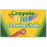 Crayola Colored Drawing Chalk - 510403