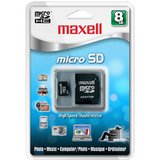 Maxell 8GB Flash Memory Card