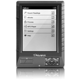 Aluratek LIBRE AEBK01F eBook Reader PRO Digital Text Reader AEBK01F