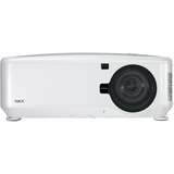 NEC Display NP4100W-09ZL DLP Projector - 720p - HDTV - 16:10 NP4100W-09ZL