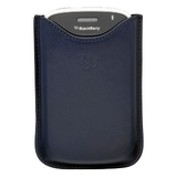 Xentris Smartphone Case - Leather - Blue