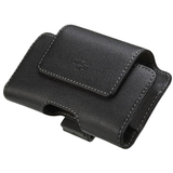 Xentris Smartphone Case - Leather - Black
