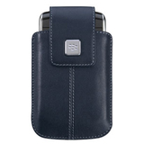 Xentris Smartphone Case - Leather - Dark Blue