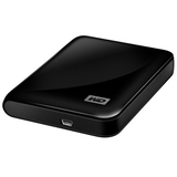 Western Digital My Passport Essential SE WDBABM0010BBK 1 TB External Hard Drive - Retail