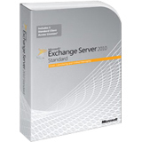 Microsoft Exchange Server 2010 Standard Edition - 64-bit - Complete Product - 1 Server, 5 CAL 312-03978