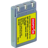DigiPower BP-NP50 Digital Camera Battery