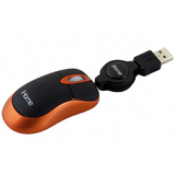 LifeWorks IH-M156OO Mouse - Optical Wired - Orange