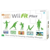 Nintendo Fit Plus With Balance Board