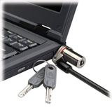 Kensington MicroSaver DS Keyed Ultra-Thin Notebook Lock 8589664590