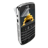Wrapsol PHBB007 Full Body Scratch-proof SmartPhone Skin Skin for Blackberry Curve 8900 Verizon