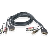 IOGEAR KVM Cable - 72'