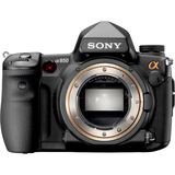 Sony alpha DSLR-A850 24.6 Megapixel Digital SLR Camera (Body Only) DSLRA850