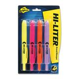Avery Hi-Liter Retractable Highlighters