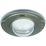 Axis Silver Cover with Clear Transparent Bubble (10 Pack)