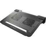 Cooler Master NotePal U2 - Laptop Cooling Pad with Two Configurable 80mm Fans R9-NBC-8PBK-GP