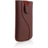 MARWARE C.E.O. Glide 602956006077 Smartphone Case - Sleeve - Leather - Brown