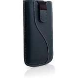 MARWARE C.E.O. Glide 602956005827 Smartphone Case - Sleeve - Leather - Black