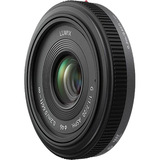 Panasonic H-H020 20 mm1.7 Wide Angle Micro Four Thirds Lens - HH020