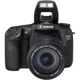 Canon EOS 7D 18 Megapixel Digital SLR Camera (Body with Lens Kit) - 28 mm - 135 mm