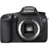 3814B004 - Canon EOS 7D 18 Megapixel Digital SLR Camera (Body Only)