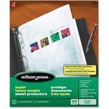 Wilson Jones Top Loading Sheet Protector 21401