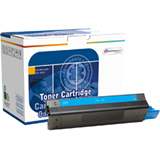 DataProducts DPC3200C Toner Cartridge - Cyan