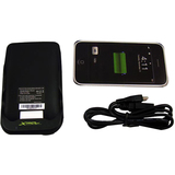 XPAL Power Products AP1000 Energizer AP1000 Protective Case with Built in Battery for iPhone 3G and 3Gs