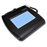 Topaz SignatureGem T-L755 Signature Capture Pad - TLBK755BHSBR