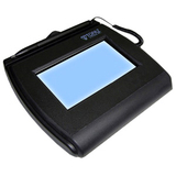 Topaz SignatureGem T-L755 Signature Capture Pad with MSR TM-LBK755SE-HSB-R