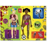 ChenilleKraft Wonder Foam Giant 'Our Body' Activity Puzzle