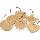 ChenilleKraft Wood Frame Ornament - 3890